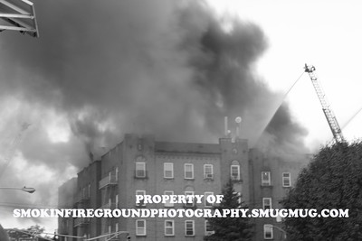 5th Alarm Fire North Bergen, NJ 09-28-2013 Photos by M Shaffer