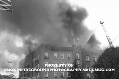 5th Alarm Fire North Bergen, NJ 09-28-2013 Photos by M Shaffer