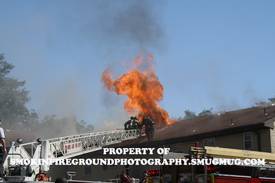 Budd Lake 3rd Alarm Hensyn Village 08-25-2013 Photos by M Shaffer