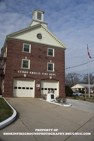 Cedar Knolls Fire Department 12-01-2013