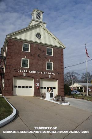 Cedar Knolls Fire Department 12-01-2013