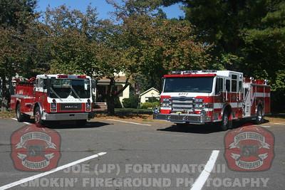 Harrington Park Fire Department, NJ Photo Shoot 10-12-2013