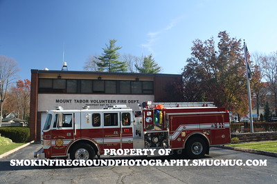 Mt. Tabor Fire District 1 Parsippany, NJ 11-16-2013