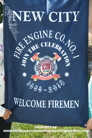 New City, NY Hosts the Rockland County Firefighters Parade 09-07-2013 Photos By M Shaffer