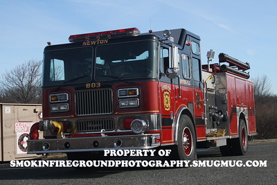 Newton Fire Department 11-30-2013