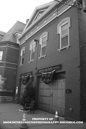 Newton Home for the Holidays Parade 11-30-2013