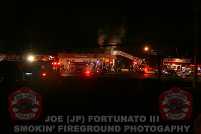 Orangeburg, NY 2nd Alarm W/S/F Rt. 303 12-28-2013