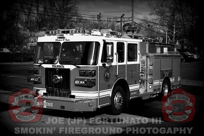 Photo Shoot of the Teaneck Fire Department 12-07-2013