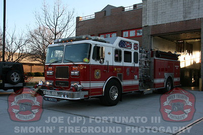 Photoshoot of the Lodi Fire Department 12-07-2013