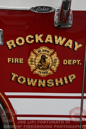 Rockaway Fire Department Mutual Aid Drill 11-17-2013