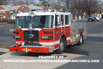 Teaneck Fire Department 12-07-2013 Photos by M Shaffer