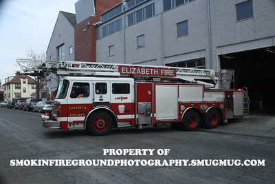 Elizabeth Fire Hq  3-1-2014