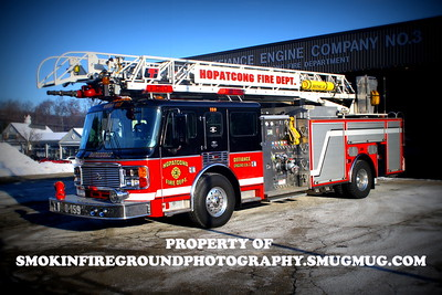 Hopatcong Fire Department Shoot 01-05-2014