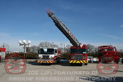 Long Island Mega Show & Nassau County Fire Museaum 02-23-2014