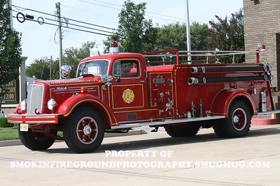 Rio Grande Fire Dept Apparatus Shoot 9-14-14