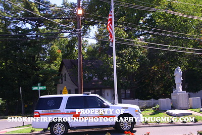 Saddle Brook Fire Department Open House 10-5-2014