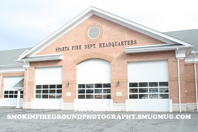 Sparta Fire Department 01-12-2014