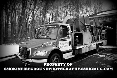 Washington Twp (Morris County) Schooley's Mountain FD 01-05-2014