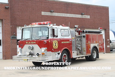 West Long Branch Fire Co #1 5-10-2014 photos by M. Shaffer