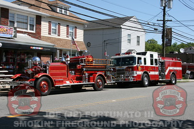 West Paterson FD 100th Anniversary Parade 05-17-2014