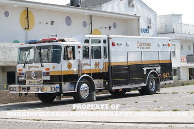 Wildwood Firemen's Covention: Apparatus Display 09-11-14 & 09-12-14