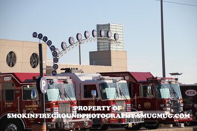 2015 New Jersey Firefighers Convention Apparatus Display