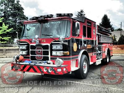 Allendale Engine 935 Wetdown 09-12-2015