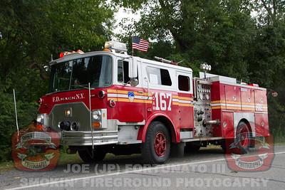 Catskill Firecats Antique Muster 08-06-2015