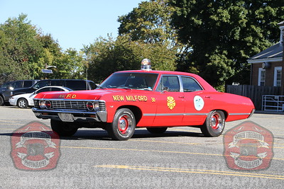 Northern Valley FIre Chiefs Parade-New Milford 10-10-2015