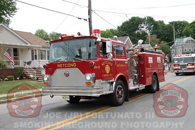 Netcong Fire Co. 1 110th Anniversary Parade 05-16-2015