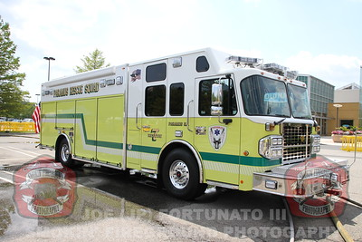 Paramus Rescue Squad RES7CUE Wetdown 08-16-2015