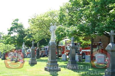 Saddle Brook FD Memorial Day Ceremonies & Parade 5-24-15