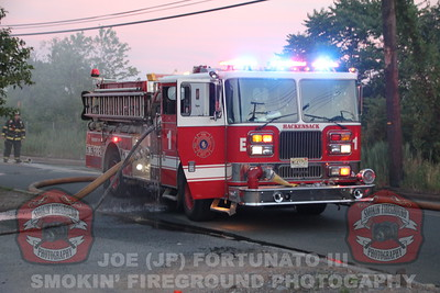 South Hackensack Multiple Truck Fire 06-12-2015