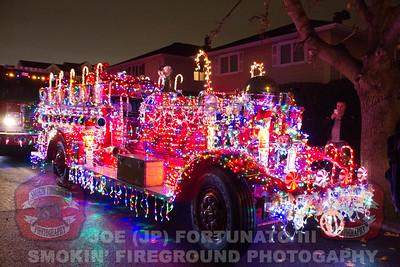 Wallington Holiday Parade 11-28-2015