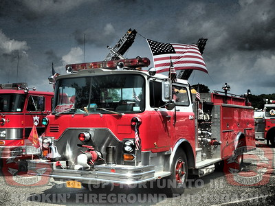 Catskill Fire Cats 40th Anniversary Muster 08-06-2016