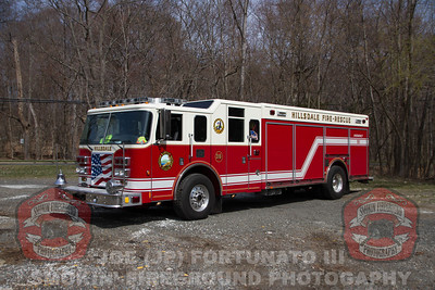 Hillsdale Fire Department Photo Shoot 2016