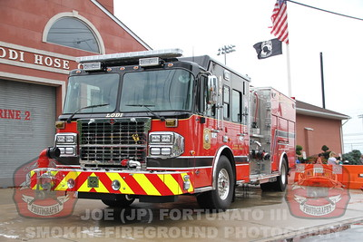 Lodi Engine 614 Wetdown 6-12-2016