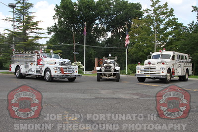 Tenafly Fire Department Shoot 07-17-2016