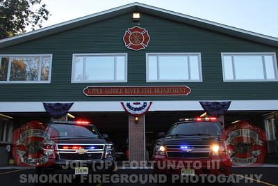 Upper Saddle River FD Public Safety Night 10-5-2016