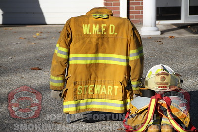 West Milford Co. 6 LODD Funeral Fred Stewart 11-11-2016