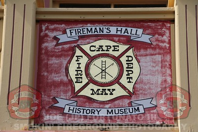 Cape May Fire Dept. & Museum 09-17-2017