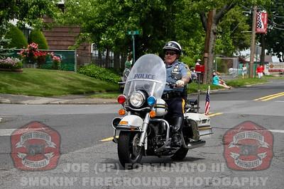 Saddle Brook Memorial Day Parade 05-28-2017