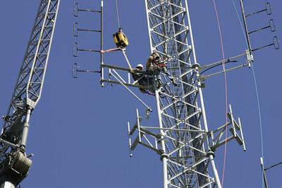 Antenna Tower Upgrade and Maintenance