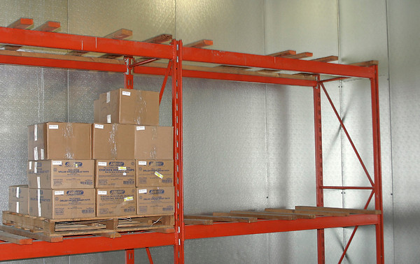 The Food Bank of Southern Iowa isn't empty, but they are hurting, said the director.
