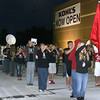 It's a good thing the Ottumwa High School marching band was present for the grand opening of the new Kohl's store, said officials early Wednesday morning, because the event really is something to celebrate. <br /> Mark Newman