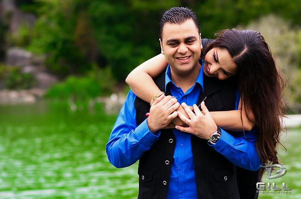 Amit & Mandeep