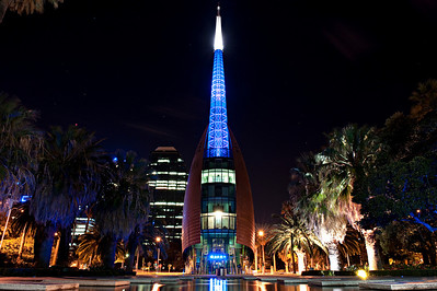 Perth's Bell Tower