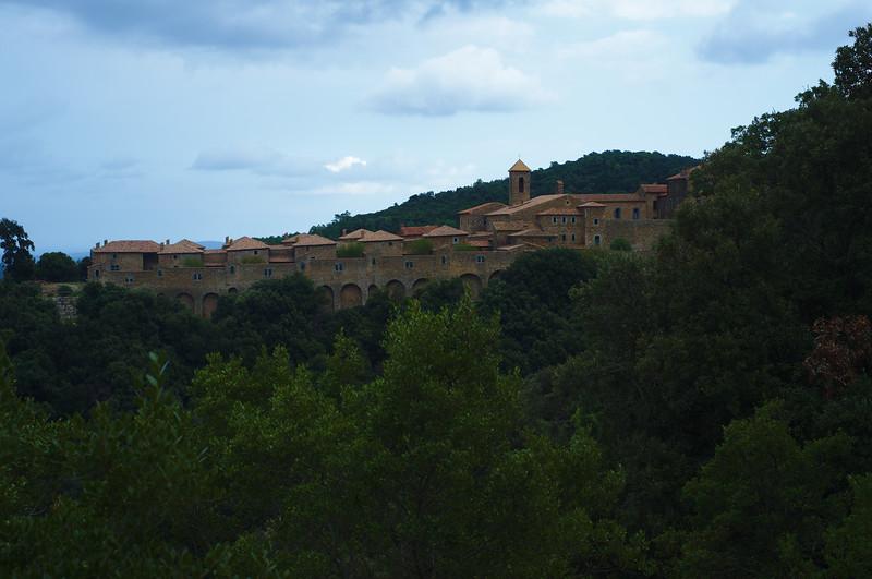 Massif des Moaures / Monastere de la Verne
