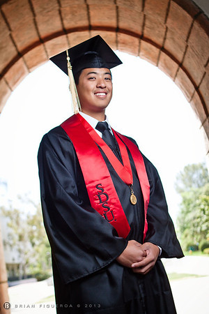 04.20.2013 - Patrick's Grad Photos