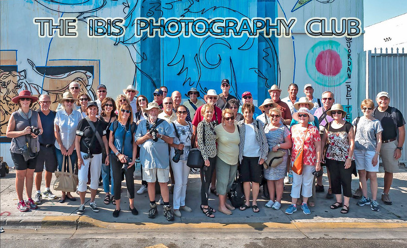 Ibis Photography Club - Wynwood Walls - April 2017